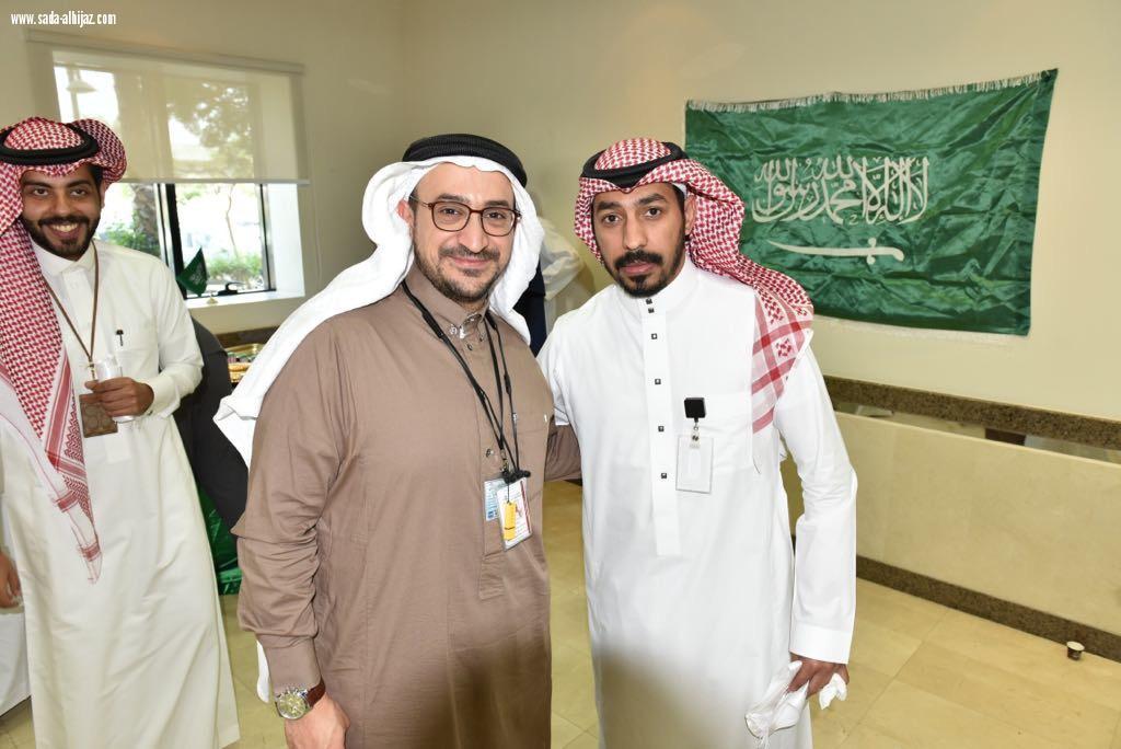 مستشفى شرق جدة تحتفل باليوم الوطني 87 للمملكة   صحيفة صدى ...